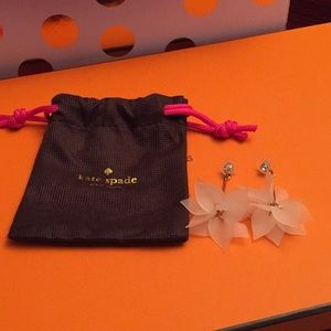 Nice earrings from Kate spade